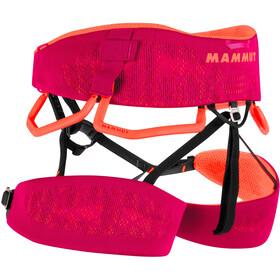 Mammut Comfort Knit Fast Adjust Arnés Mujer, naranja